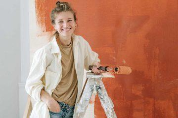 Als Maler in der Schweiz arbeiten / Maler Job / Jobs Schweiz Österreich Deutschland